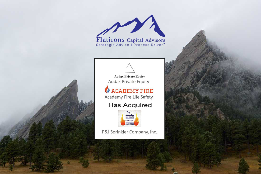 Academy Fire acquires PJ Sprinkler