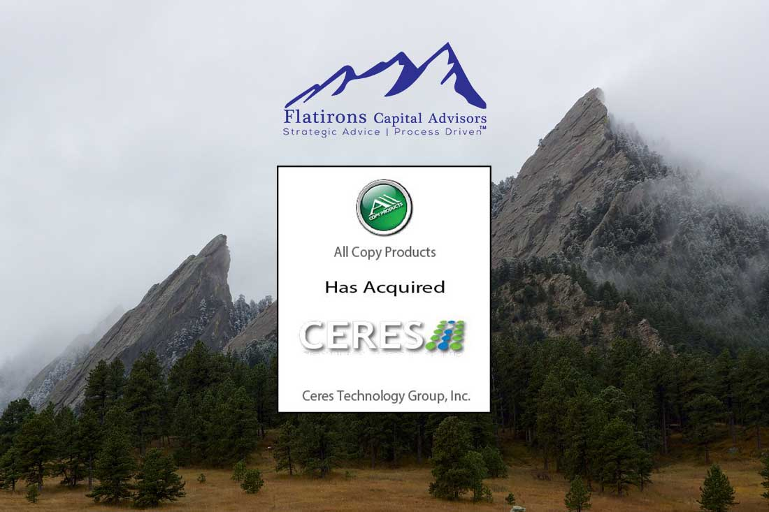 All Copy Acquires Ceres