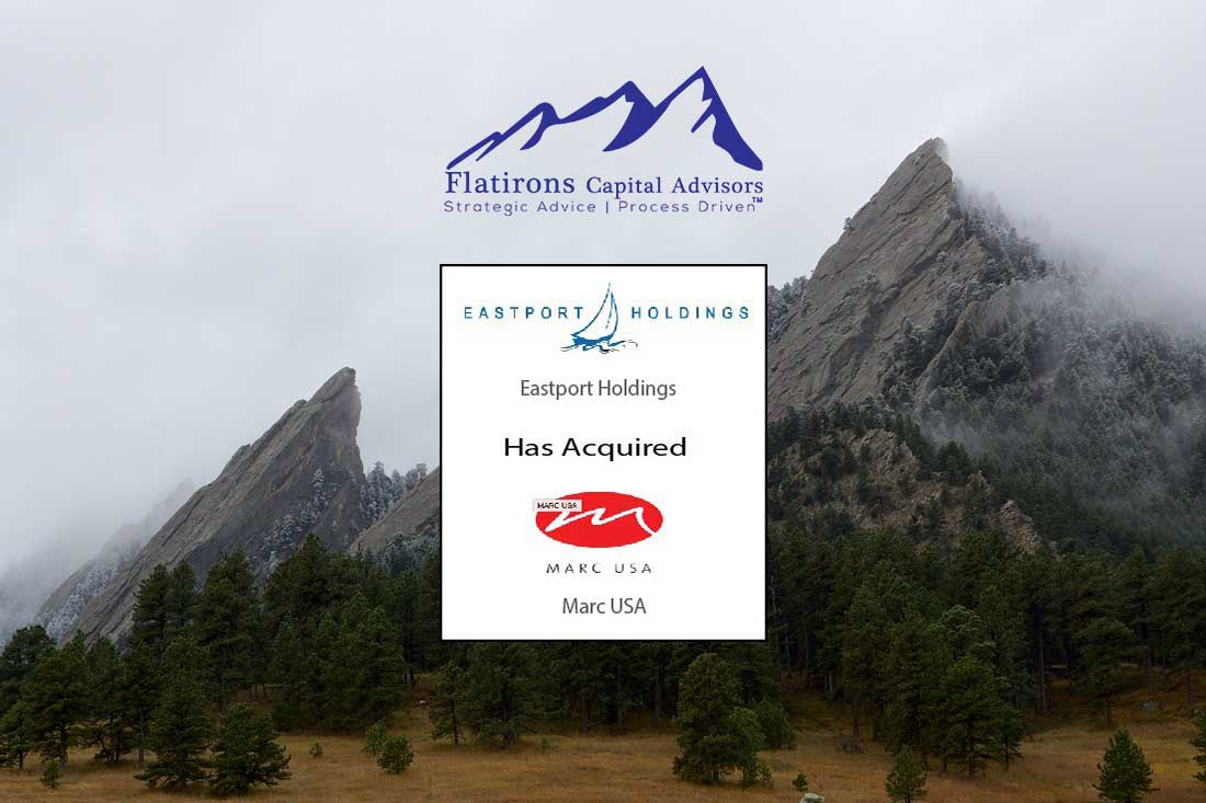 Eastport Holdings acquires MARC USA