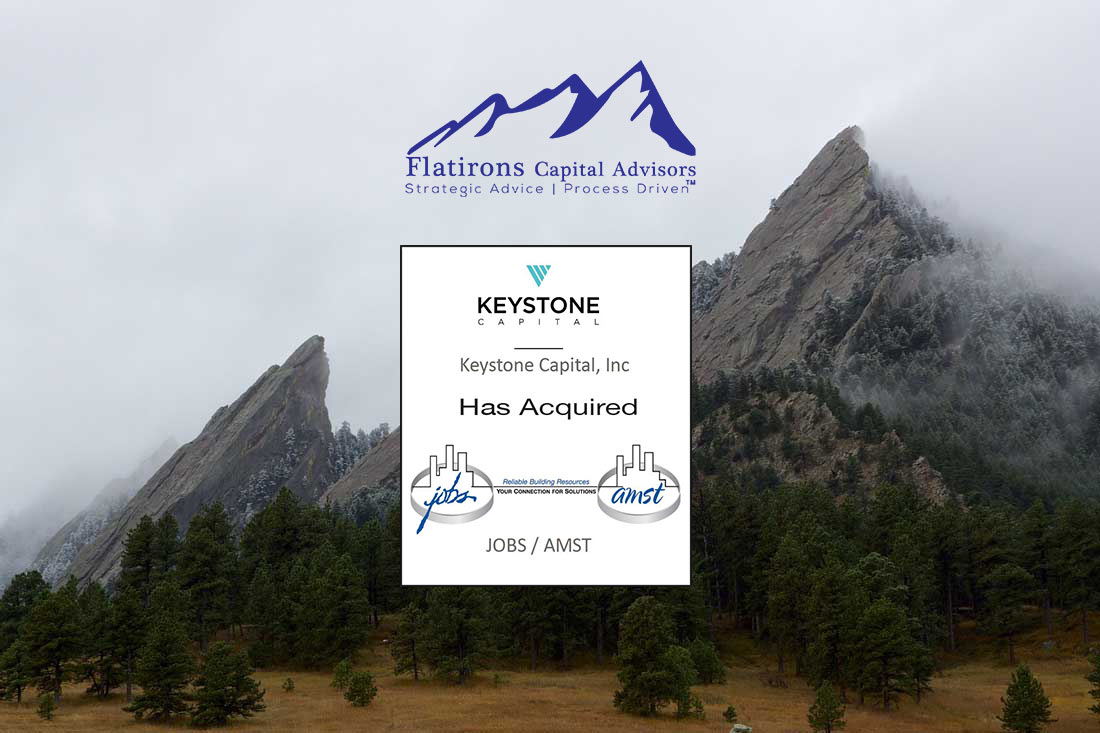 Keystone acquires Jobs/AMST