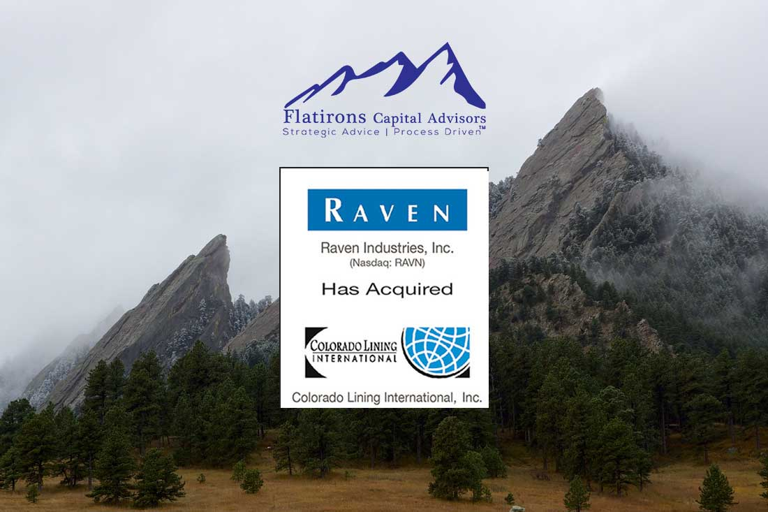 Raven Acquires CO Lining