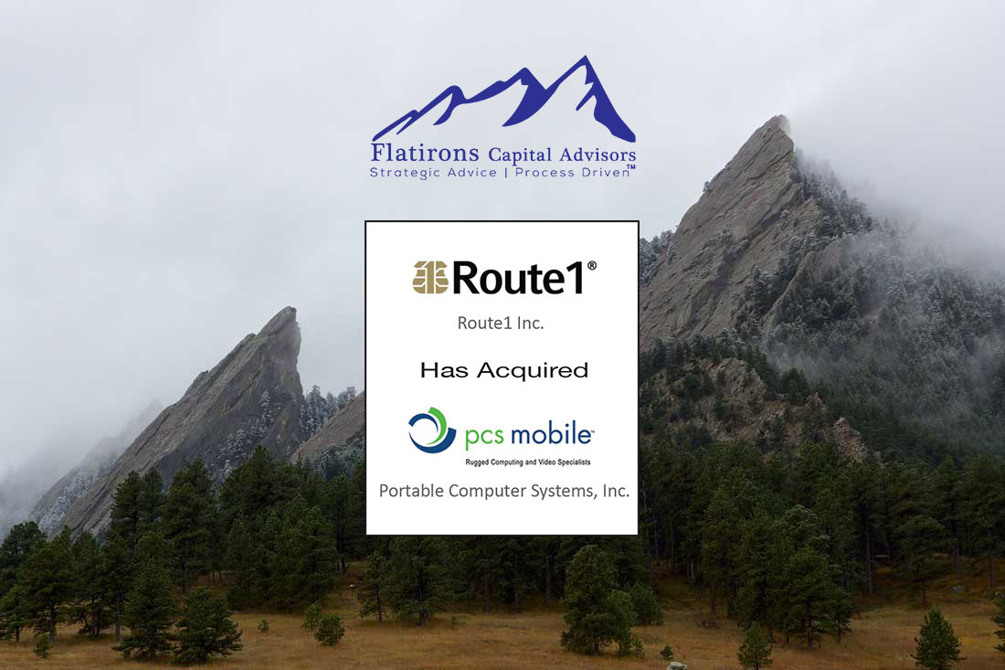 Route1 acquires PCS Mobile