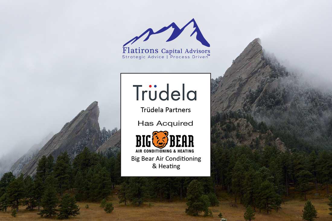 Trdela acquires Big Bear Air