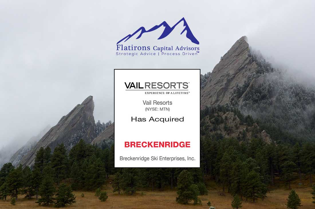 Vail Resorts Retail acquires Breckenridge Ski