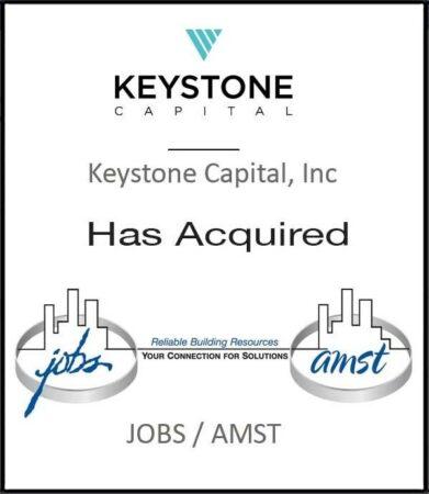 Tombstone - Keystone Jobs/AMST
