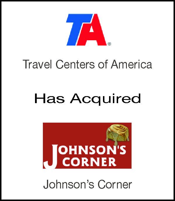 Johnsons Corner Tombstone